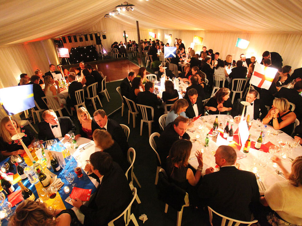 Formal Party in Marquee