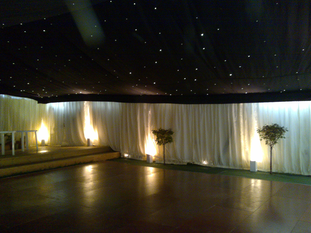 Starlight Ceiling Marquee