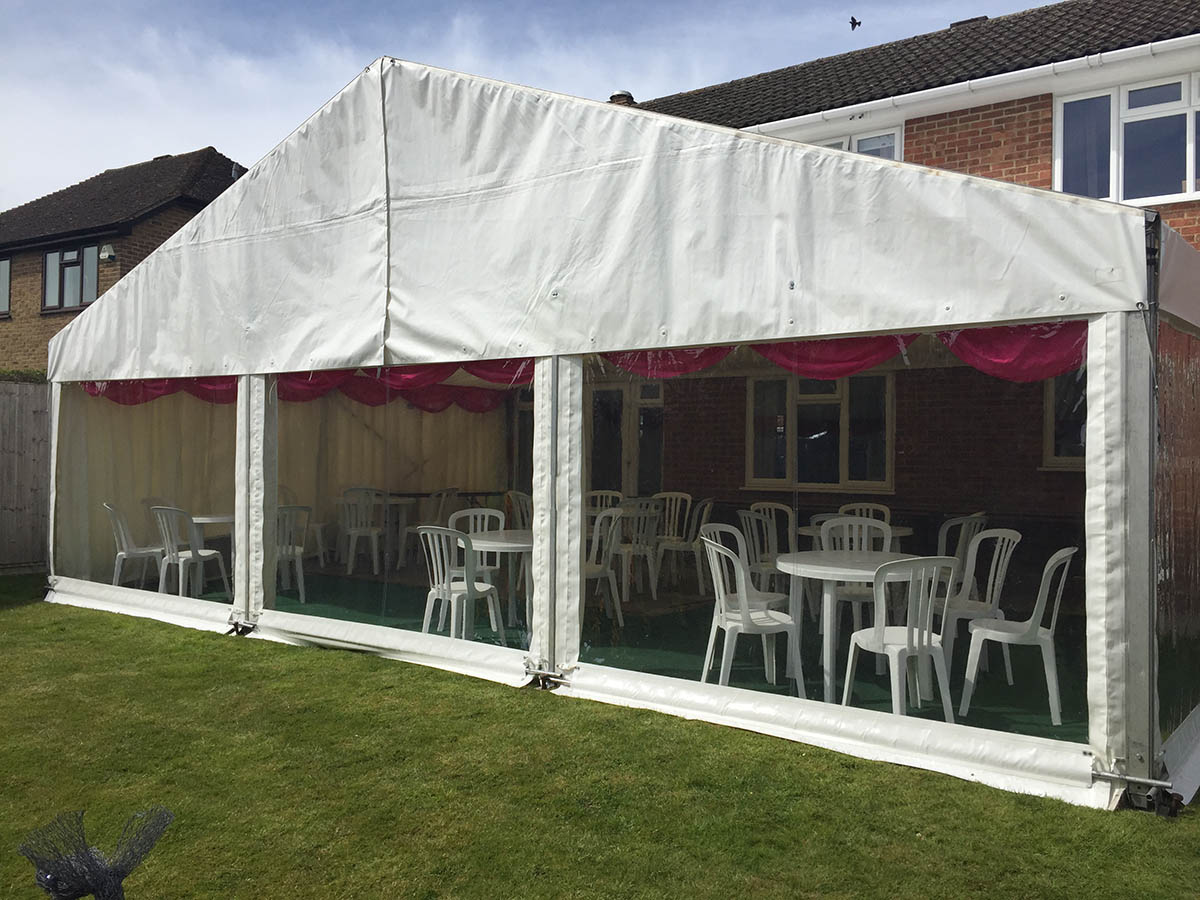 Christening Marquee 3