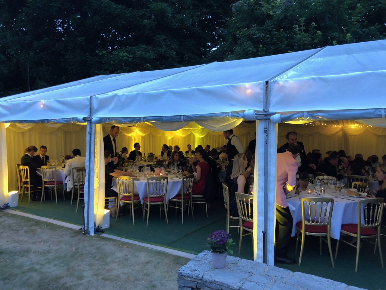 Party Marquee June 2018 2