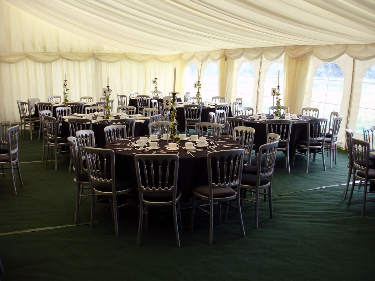 Ivory Linings Marquee